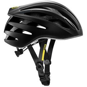 Mavic Aksium Elite Helmet Women Black/Everglade